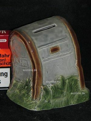 +# A004404_14 Goebel Archiv Muster Spardose Savings Box Briefkasten 50-114