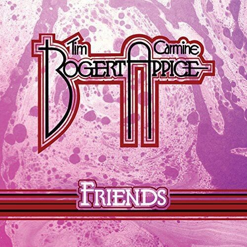 BOGERT & APPICE, Carmine Appice - Friends [New CD]