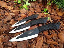 3 x Bowie Messer Jagdmesser Hunting Knife Japanmesser Costello Macete Neu