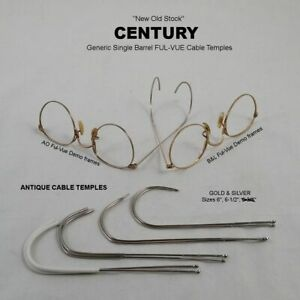 CENTURY-NOS-antique-cable-temples