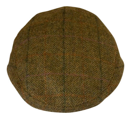 With Flat British Cap Madetweed Gunn Moon Gamble By amp; Tweed Abraham Faq60O
