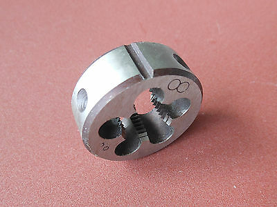 1pcs The high quality 17mm x 0.75 Metric Right hand Die M17 x 0.75mm Pitch