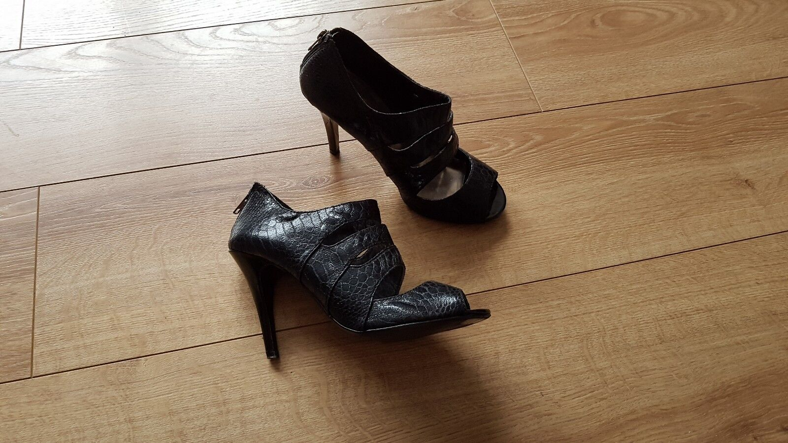 Florence and Fred ladies size black heels size ladies 5 6513f2
