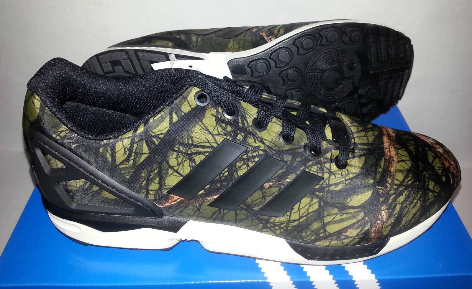 Adidas armee originals zx rauchgas von ruß / armee Adidas tiefen wald camo tarnung männer 10,5 e44289