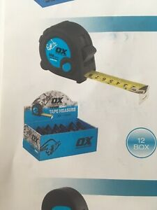 Ox Tools 8mtr Trade Tape Measure