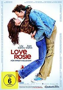 Love-Rosie-Fuer-immer-vielleicht-von-Christian-Ditter-DVD-Zustand-gut