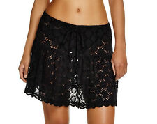 NEW J Valdi Lace Ruffle Skirt Swimwear Cover Up size S Small