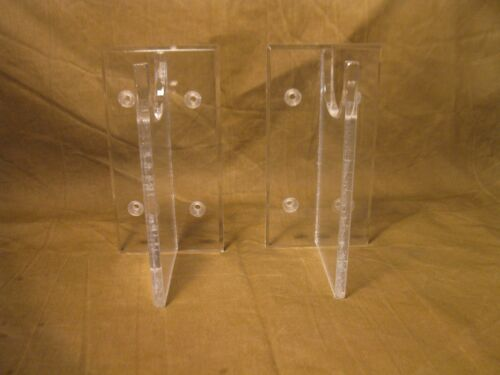 Acrylic Wall Mountable Antique Firearms Musket Hunting Rifle Display Stand