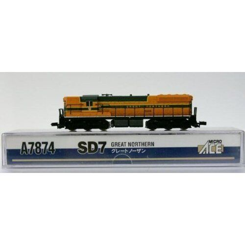 New N Gauge A7874 A7874 A7874 Sd7 Great Northern fd0c8d