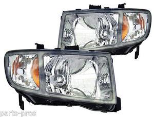 Image Result For Honda Ridgeline Headlight Assembly