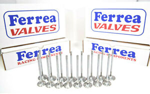 "Ferrea F5035-1 5000 Series Hi Performance 1.88/"" Head Exhaust Valve"