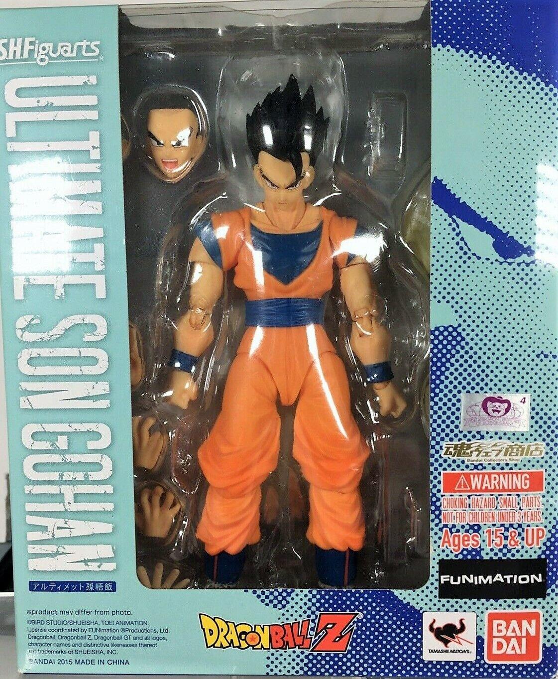 Dragon Ball Z Ultimate Gohan Tamashi nación Original
