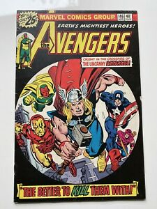 The-Avengers-146-The-Assassin-Appearance-Vintage-Marvel-Comics
