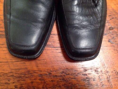 lavoro morbida pelle Murphy 10m da Scarpe mano in pelle lavorata a in nera oxford Johnston P4qtYxw