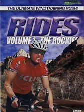 RIDES VOL. 1 - THE ROCKIES - Cycling - Indoor Training - DVD
