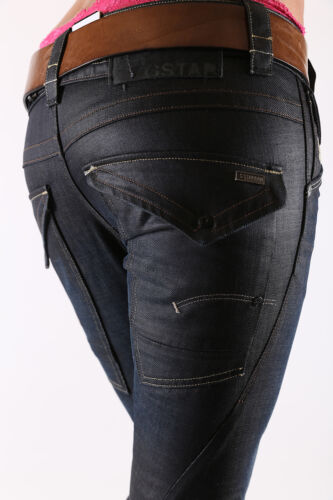 Pantaloni 30 G Tapered 34 29 Nuove Donna 25 L W 32 26 Jeans Wmn star Exper Nuovo OBx4nn