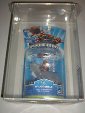 BRAND NEW GRADED CERTIFIED VGA AFA 9 MINT SKYLANDERS CLEAR WHAM SHELL VARIANT