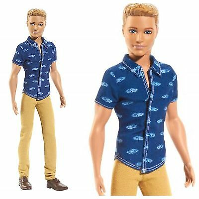 BARBIE FASHIONISTAS HANDSOME KEN DOLL (STYLE COLLECTION) 2013