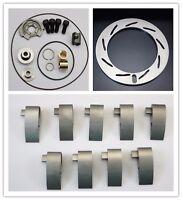 Ford Powerstroke Powermax Gt37va Turbo Unison Ring +vane 9pcs 15mm+ Rebuild Kit