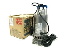 New Ebara Epd 5as1 Submersible Pump 12hp 40p707au 66s Epd5as1