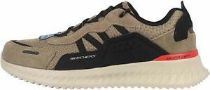Skechers-Matera-2-0-Ximino-232011-TPBK-Sneaker-da-Uomo-Misura-Grande-Colo
