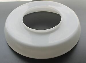 Glass-Lampshade-Replacement-Glass-White-round-G9-Hole-Dimension-Socket-195mm