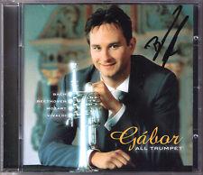 Gábor BOLDOCZKI Signiert GLANZ DER TROMPETE Bach Telemann Vivaldi ALL TRUMPET CD