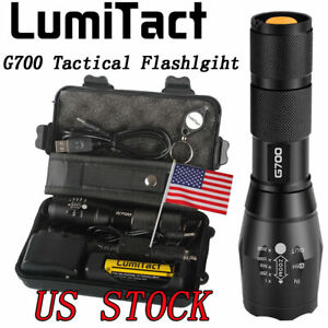 20000lm-Genuine-Lumitact-G700-LED-Tactical-Flashlight-Military-Torch-Batteries