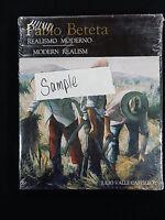 Pablo Beteta: Realismo Moderno (modern Realism), By Julio Valle Castillo