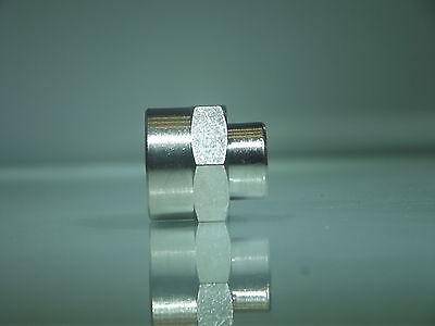 Bsp Female to Female Reducing Bush , Bsp Adaptors Unequal Socket Brass Nickel