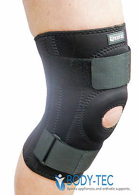 Neoprene Patella stabilising Brace Knee Belt Support Adjustable Strap NHS use