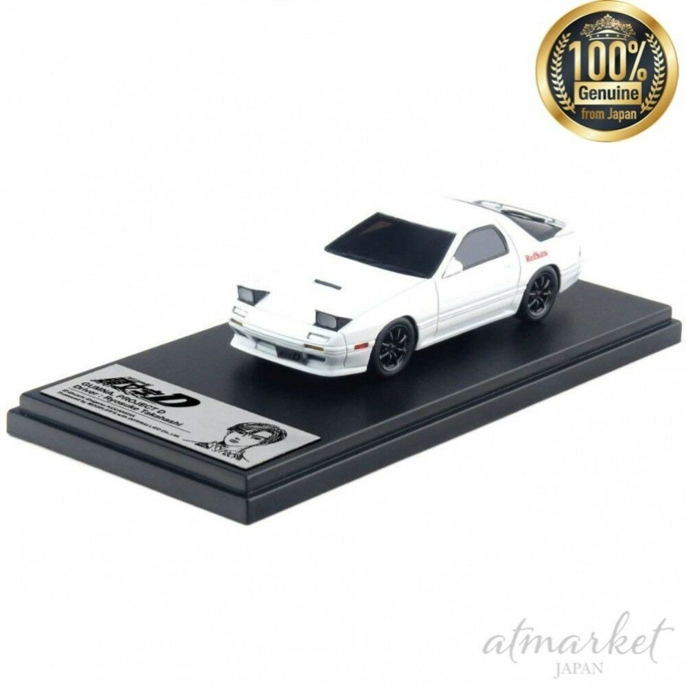 MODELER'S MD43213 1 43 Initial D Ryosuke Takahashi FC3S RX-7 PROJECT D Finished