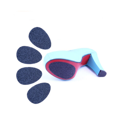 5Pair Anti-slip Insoles Shoes Heel Sole Protector Stickers Shoe Front Grip Tool