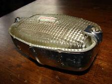 Vintage Lucas 494 Reversing Lamp Chrome & Glass