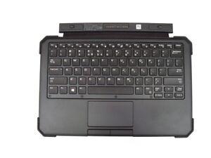 Genuine Dell Latitude 12 Rugged 7202 IP-65 RGB Backlit Keyboard US / EU Layout