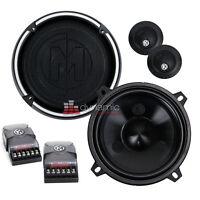 Memphis Car Audio 15-prx5c 5-1/4 Power Reference Component Speaker System