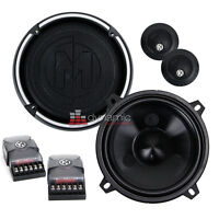 Memphis Car Audio 15-prx5c 5-1/4 Power Reference Component Speaker System