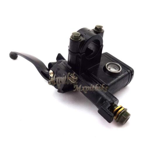 ATV Hydraulic Brake Master Cylinder Left Lever For 50cc 110cc 125cc 150cc Quad