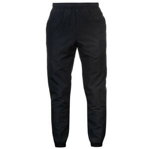 Mens-Tracksuit-Bottoms-Mesh-Lining-Gym-Jogging-Cuff-Joggers-Sweat-Pants-Outdoor