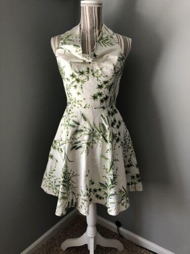 Addie Masters Vintage dress rare California 1950's