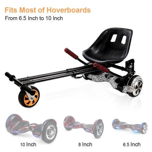 Hoverboard Sitzscooter Sitz für Balance Scooter Kartsitz Hoverkart Hoverseat Neu