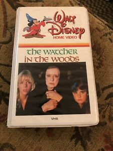 WATCHER-IN-THE-WOODS-Bette-Davis-VHS-DISNEY-VIDEO-CLAMSHELL-CASE