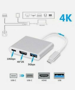USB-C-to-HDMI-Adapter-3-in-1-Multiport-USB-Type-C-to-4K-HDMI-USB3-0-and-USB-C