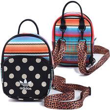 39bba1b9630d4 adidas Bk6951 Unisex Originals Backpack Classic Mini Bag Black for ...