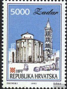 Kroatien-255-kompl-Ausg-postfrisch-1993-Kroat-Staedte