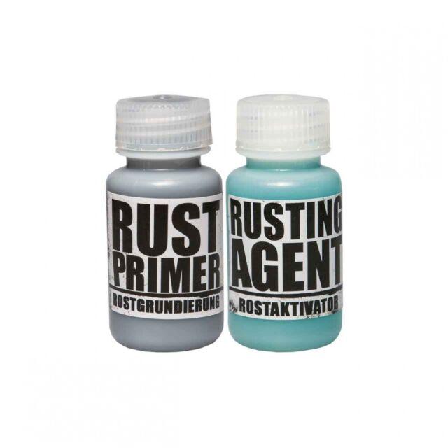 Starterset Rost | Rost-Effekt-Farbe | Rostoptik-Set HC331