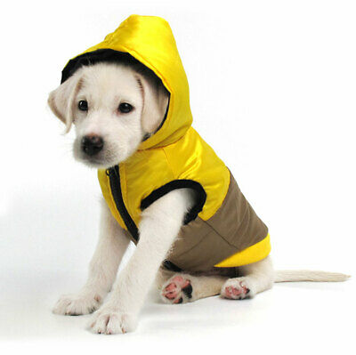 100% Kwaliteit Pet Dog Coat Warm Waterproof For Small Dog Clothes