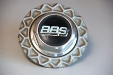 "Genuine BBS RS 15"" Full Height Hex Wheel Centre Cap Waffle *RARE* Felgendeckel 4"