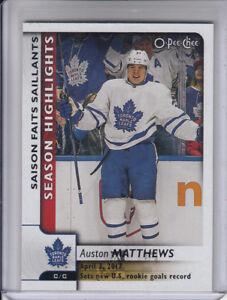 17-18-OPC-Toronto-Maple-Leafs-Auston-Matthews-Season-Highlights-card-554