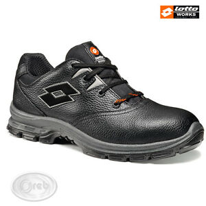 SCARPE ANTINFORTUNIST<wbr/>ICHE LOTTO WORKS SPRINT 101 Q8363 S3 SRC IMPERMEABILI